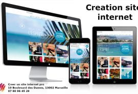 Creation site internet marseille